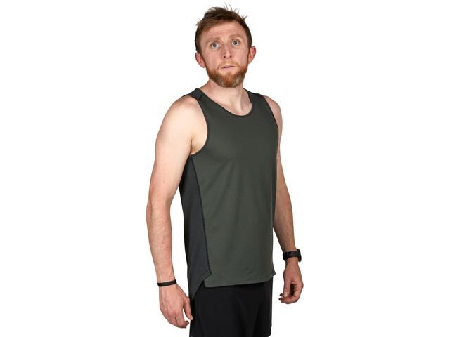 Ultimate Direction Cumulus Tank Men, szary/oliwkowy